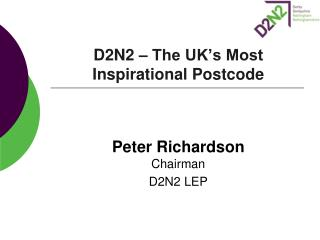 D2N2 � The UK�s Most Inspirational Postcode
