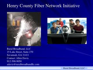 Henry County Fiber Network Initiative