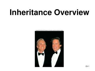 Inheritance Overview