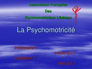 La Psychomotricit