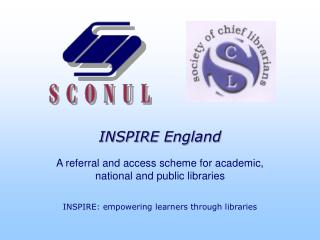 INSPIRE England