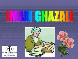 IMAM GHAZALI