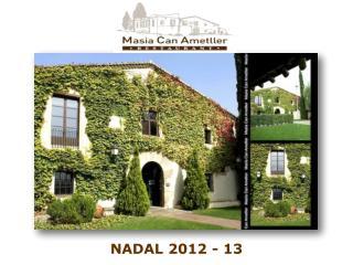 NADAL 2012 - 13