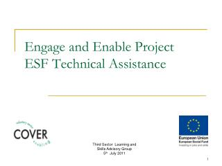 Engage and Enable Project ESF Technical Assistance