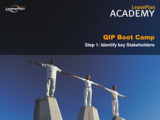 QIP Boot Camp