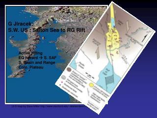 (3-D map by Dave Miller stanford/~dmiller/dem1.html )