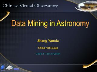 Zhang Yanxia China-VO Group 2006.11.30 in Guilin
