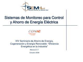 Sistemas de Monitoreo para Control y Ahorro de Energ a El ctrica