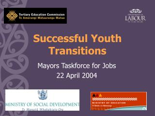 Successful Youth Transitions
