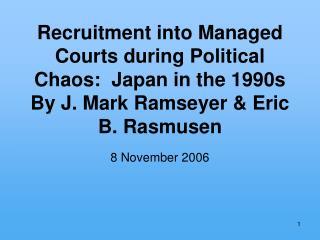 8 November 2006