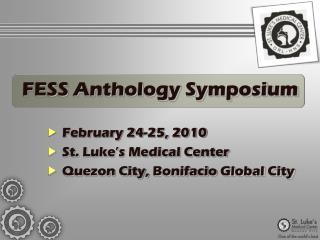 FESS Anthology Symposium
