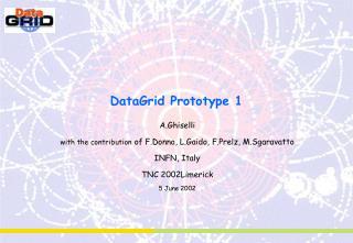 DataGrid Prototype 1