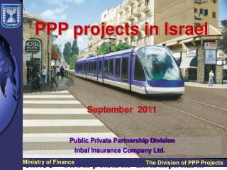 Public Private Partnership Division Inbal Insurance Company Ltd.