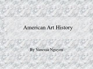 American Art History