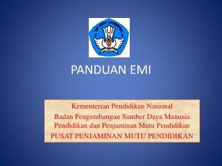 PANDUAN EMI