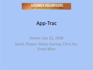 App-Trac