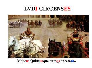LVD I  CIRC E NS E S