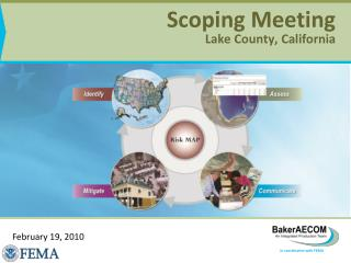 Scoping Meeting Lake County, California