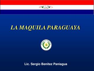 LA MAQUILA PARAGUAYA