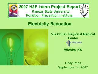 Via Christi Regional Medical Center Wichita, KS