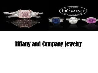 Tiffany And Company Jewelry