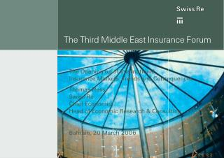 The Third Middle East Insurance Forum