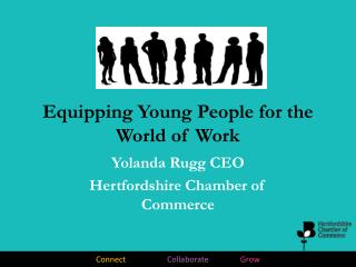Equipping Young People for the World of Work