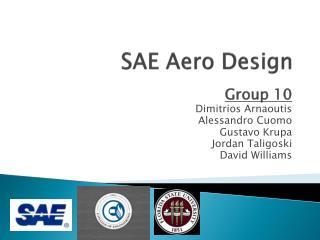 SAE Aero Design