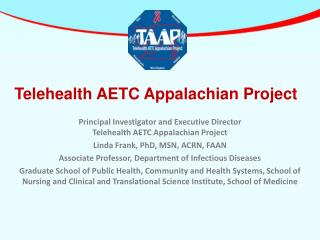 Telehealth AETC Appalachian Project