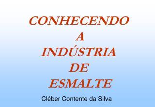 CONHECENDO  A  IND STRIA  DE  ESMALTE