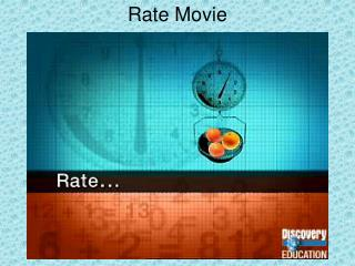 Rate Movie