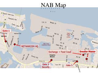 NAB Map