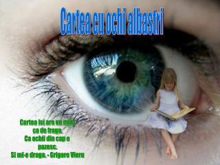 Cartea cu ochi albastri
