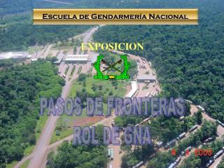 PASOS DE FRONTERAS ROL DE GNA