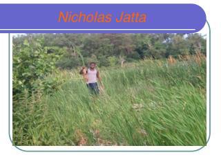 Nicholas Jatta