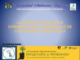 DIRECCIÓN GENERAL DE INVESTIGACIÓN Y POSTGRADO