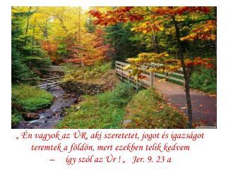 """"""" Szeretteim szeressük egymást; mert a szeretet Istentől van. """"   1János 4. 7"""