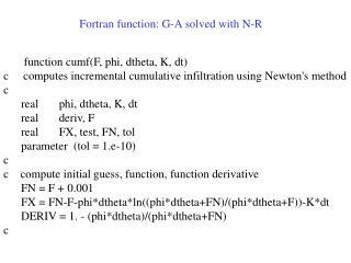 function cumf(F, phi, dtheta, K, dt)