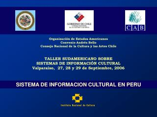 Organización de Estados Americanos Convenio Andrés Bello