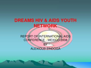 DREAMS HIV & AIDS YOUTH NETWORK