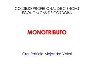 CONSEJO PROFESIONAL DE CIENCIAS ECONÓMICAS DE CÓRDOBA