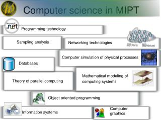 Computer science in MIPT