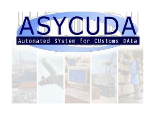 The ASYCUDA User interface