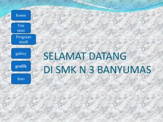 SELAMAT DATANG DI SMK N 3 BANYUMAS