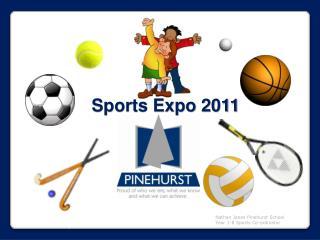 Sports Expo 2011