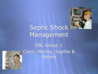 Septic Shock Management