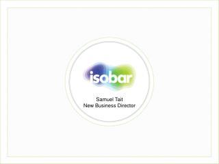 Samuel Tait New Business Director