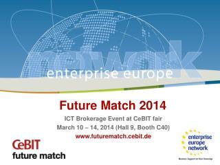 Future Match 2014