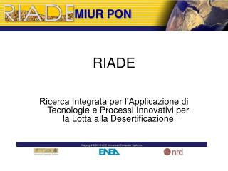RIADE