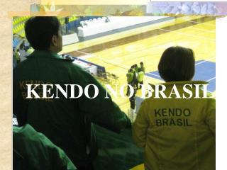 KENDO NO BRASIL